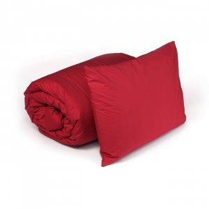Capa de Edredão Vermelha