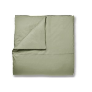 Capa de Edredão Algodão Verde Militar