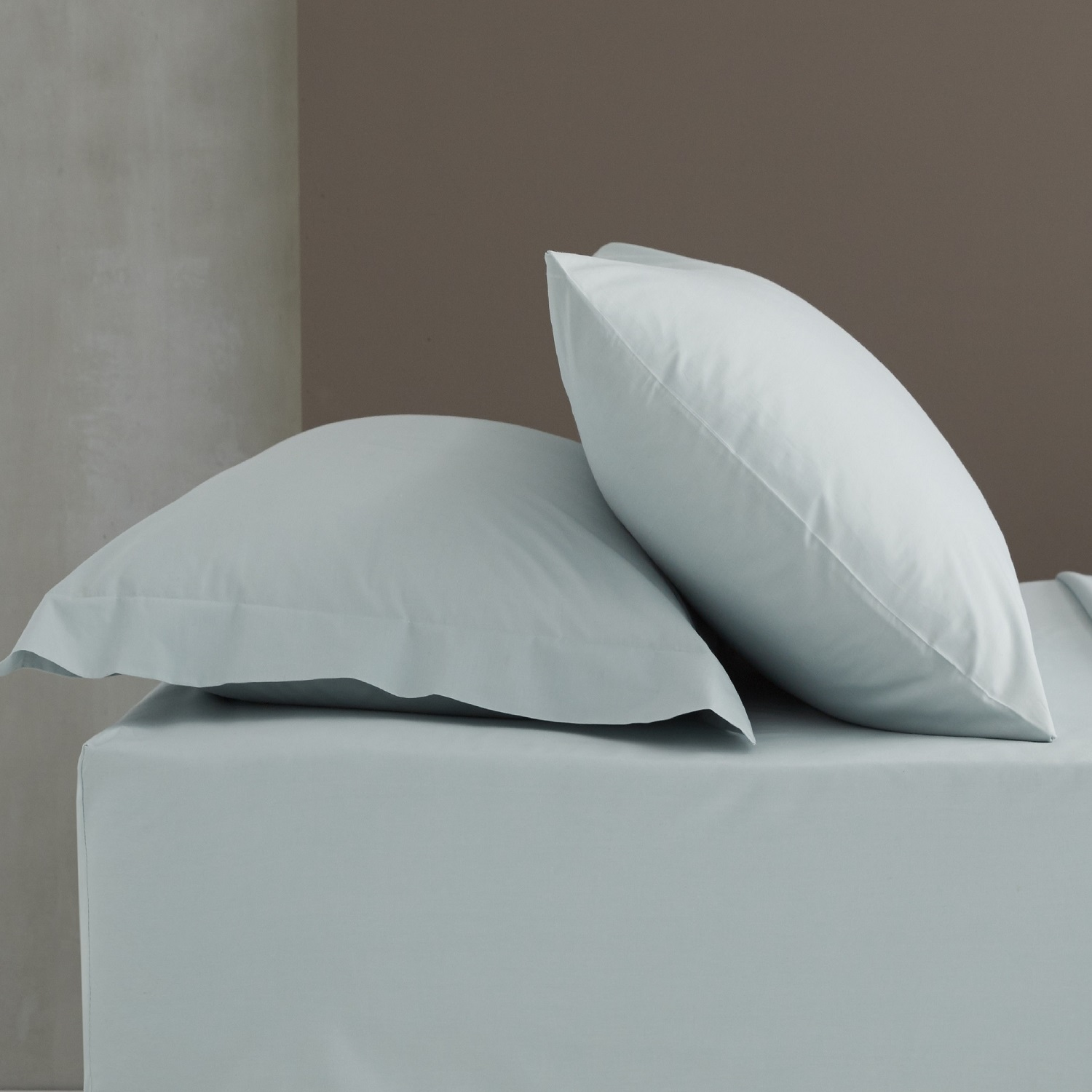 So Soft Percale Lençol Capa Duckegg Catherine Lansfield