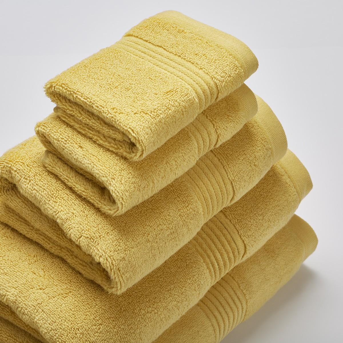 Toalha Amarela So Soft