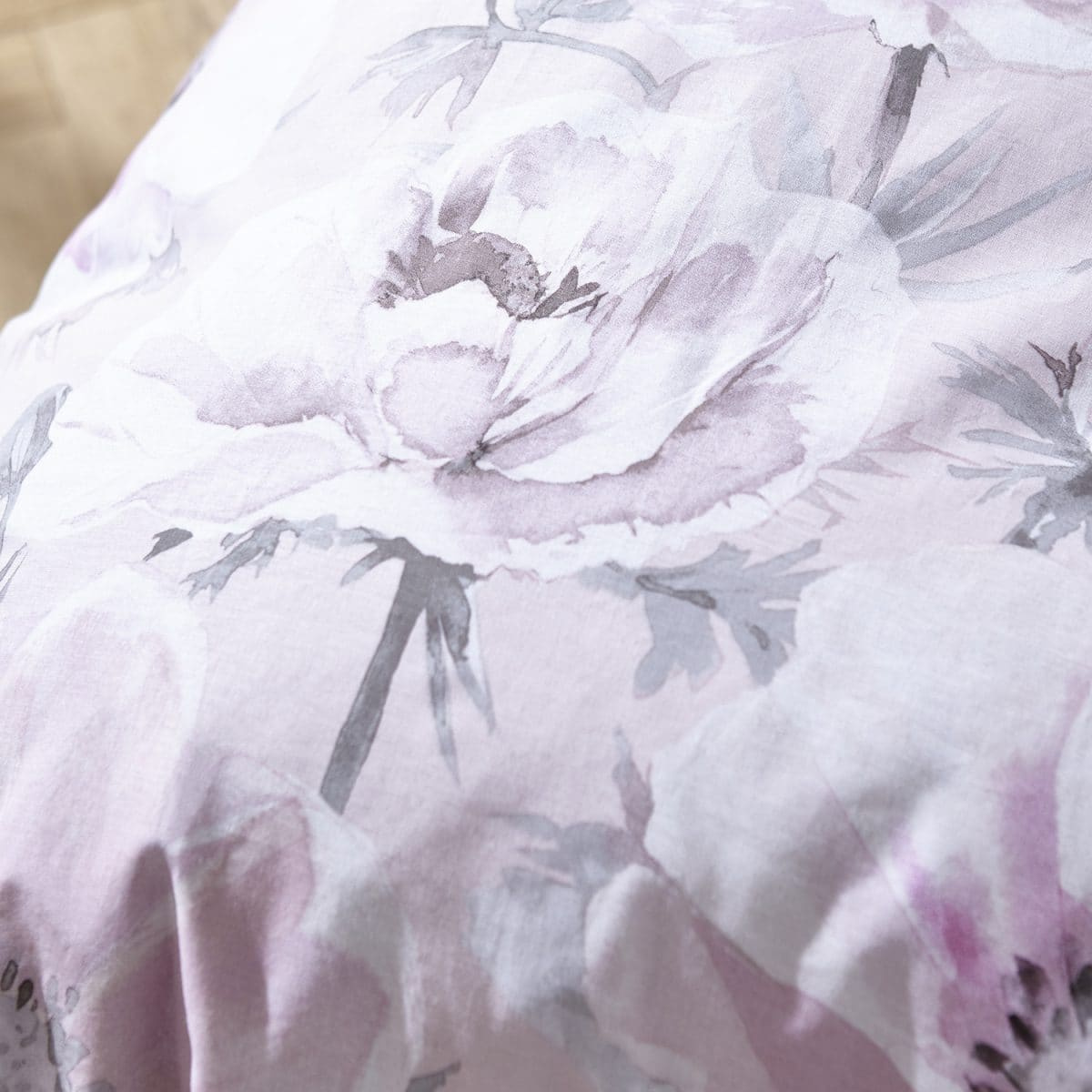 Capa de Edredão Artic Poppy Blush