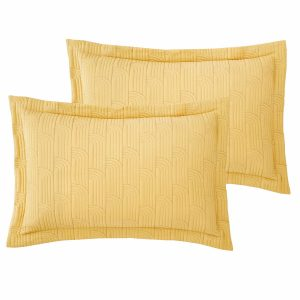 Almofada Amarela