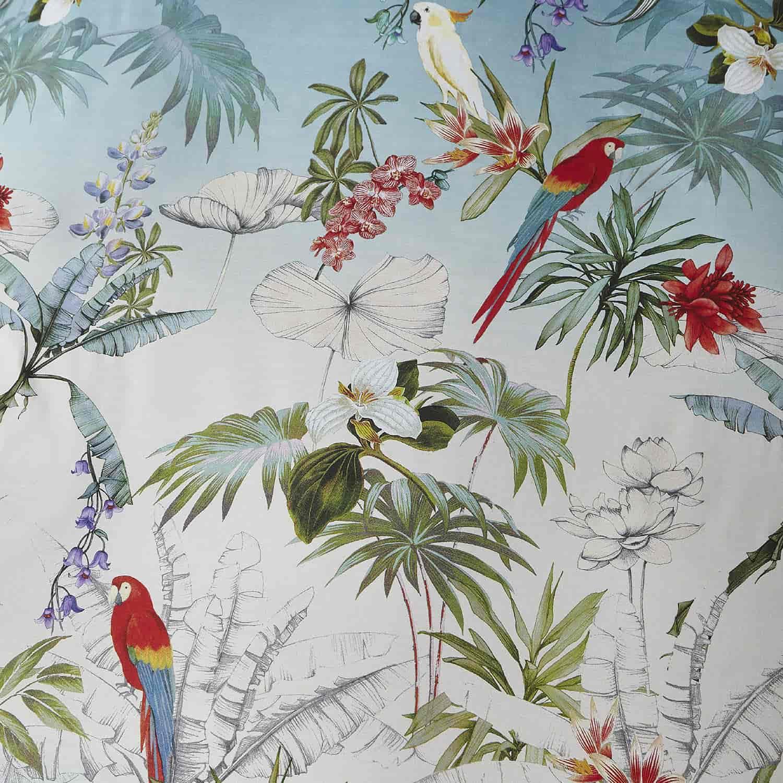 Capa de Edredão Azul Paradise